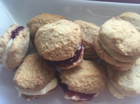 Home made Monte Carlos - bake play smile recipe