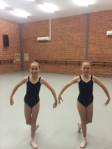 Ballet viewing