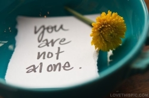 13010-You-Are-Not-Alone